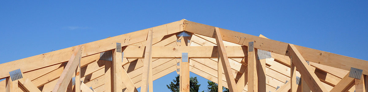 roof wood trusses