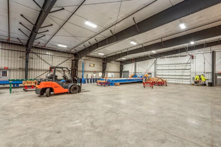BFS Woodland Truss Forklift